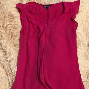 Express Pink Blouse - Excellent Condition